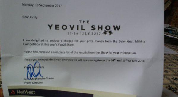 Yeovil Show