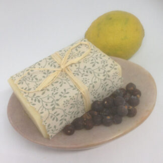 Juniper & Lemon Goats Milk Soap