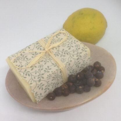 Juniper & Lemon Goats Milk Soap