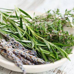 lavender rosemary thyme