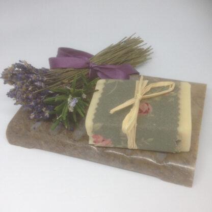 Lavender & Rosemary Goats Milk Soap